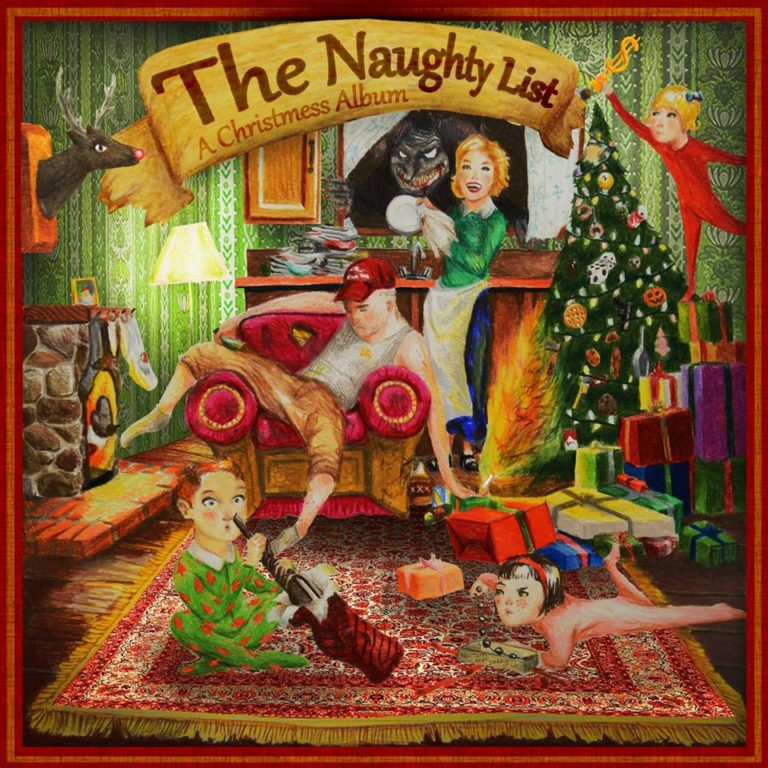 The Naughty List - The Christmess Carolers